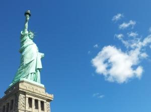 beautiful photo of statue of liberty
