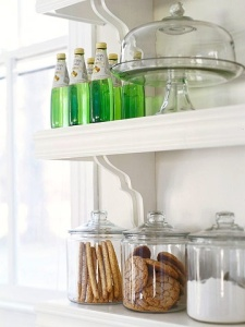 Clear Storage for the Kitch