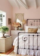 Soft and Pretty - Baby Pink and White