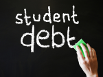 Student debt, cost of learning