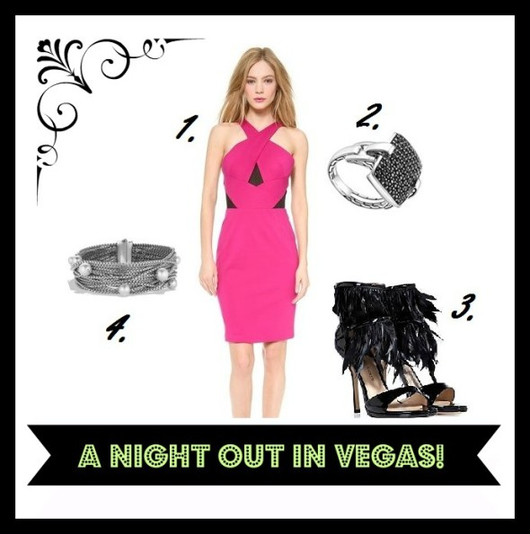 Las Vegas Night Out Outfit