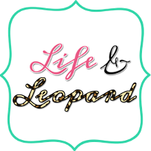 life and leopard